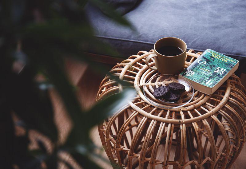 コーヒー 森の生活