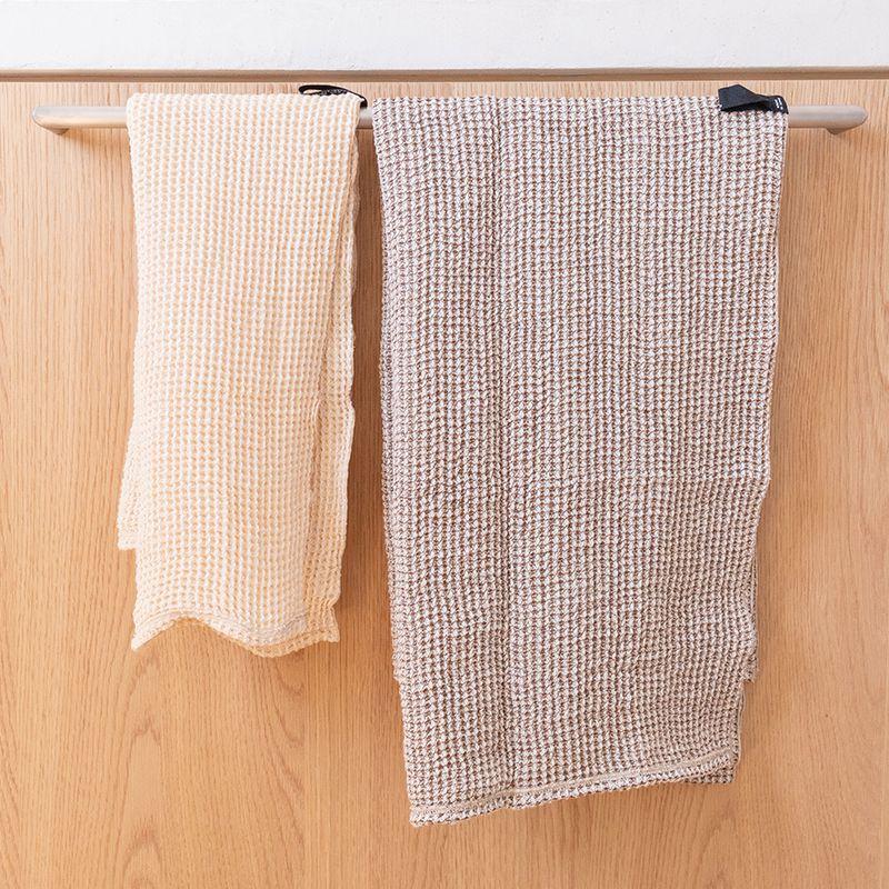 タオルのサイズを比較