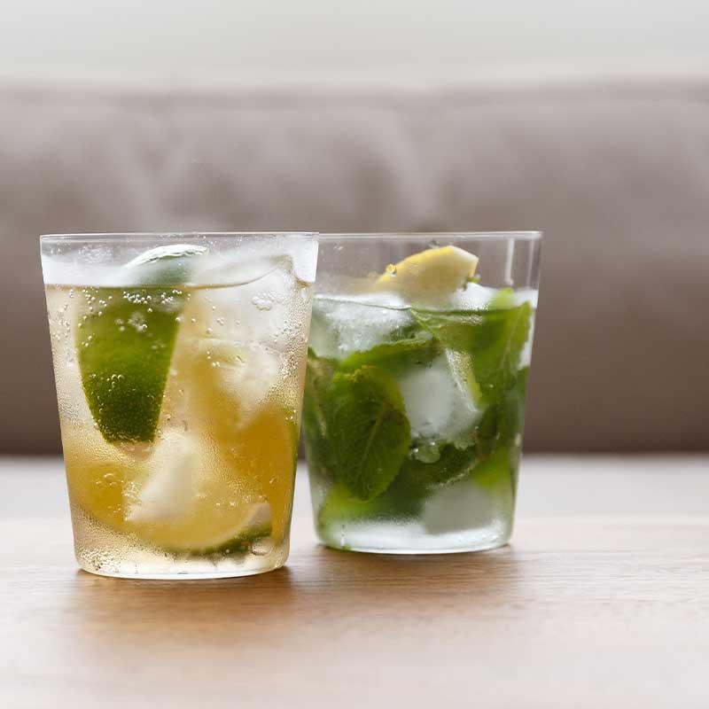 美味しく飲めるグラス