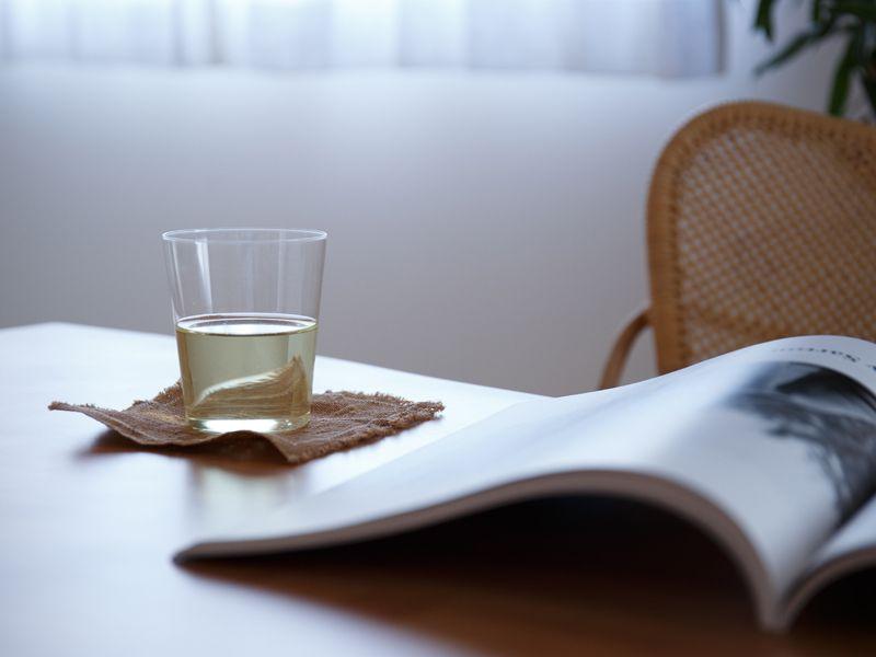 うすはりグラス 冷茶