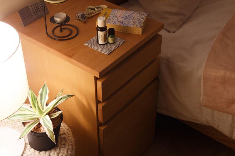 LOHASワゴン ベッド