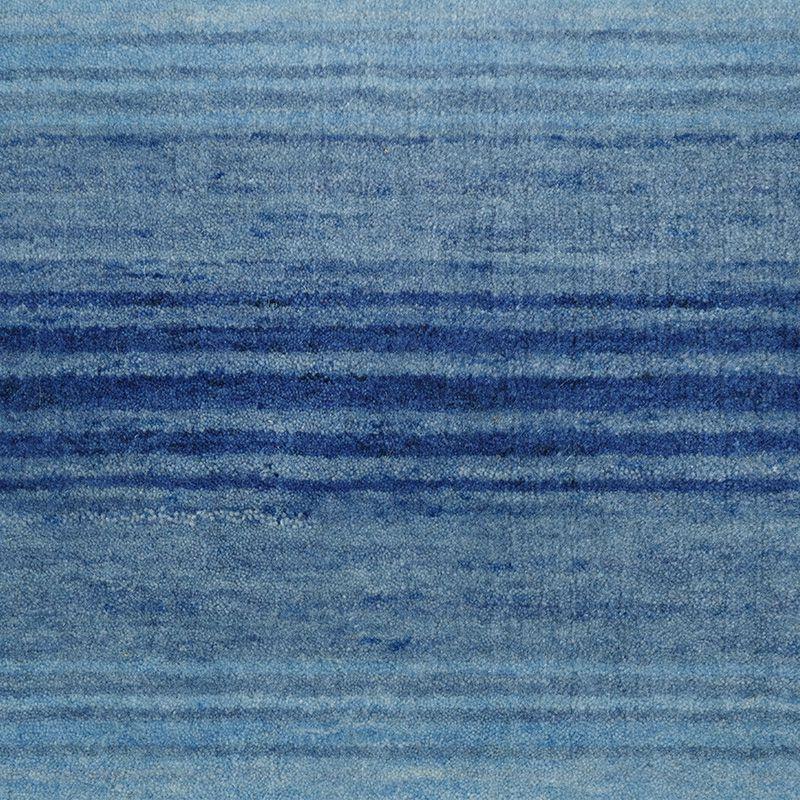 オリジナルラグ 水平線(ブルー) ER6177B アップ