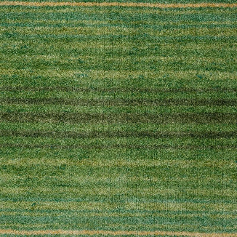 オリジナルラグ 新緑の森(グリーン) ER6177G アップ