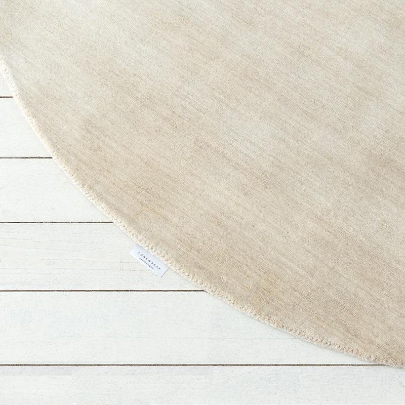 ハグみじゅうたん® てざわり無地シリーズ メローベージュ ER7001