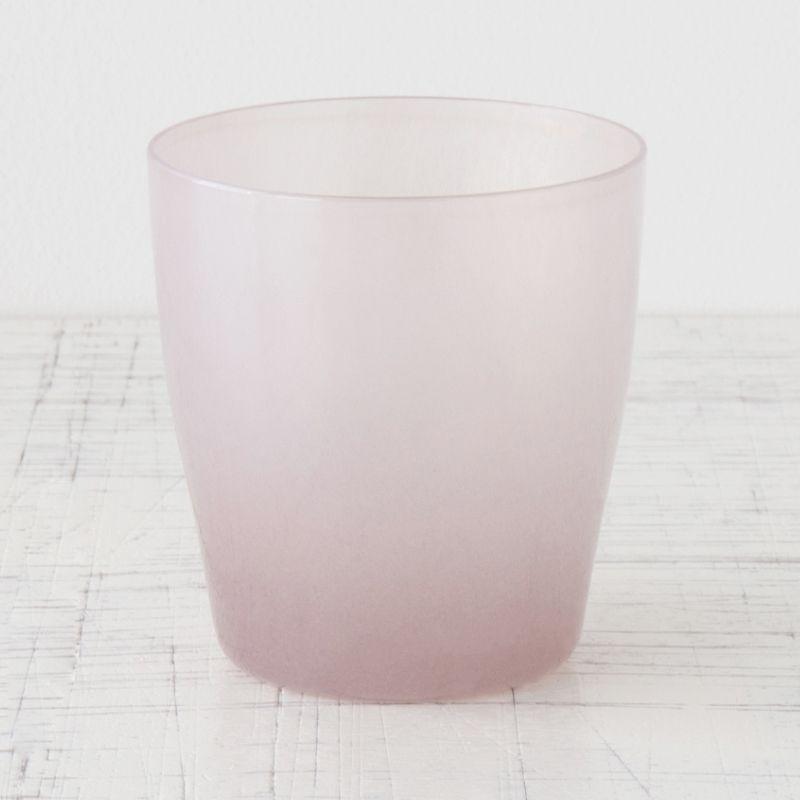 カラフルなグラス opal lilac