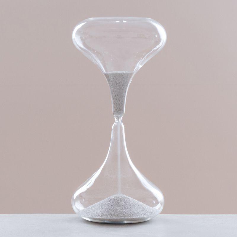 砂時計 シルバー