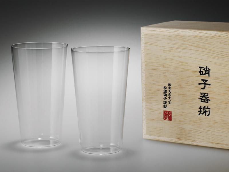 【ギフトセット】美味しく飲めるグラス