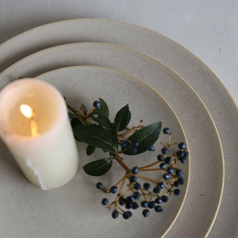 フラットプレート/ beaudecor porcelain