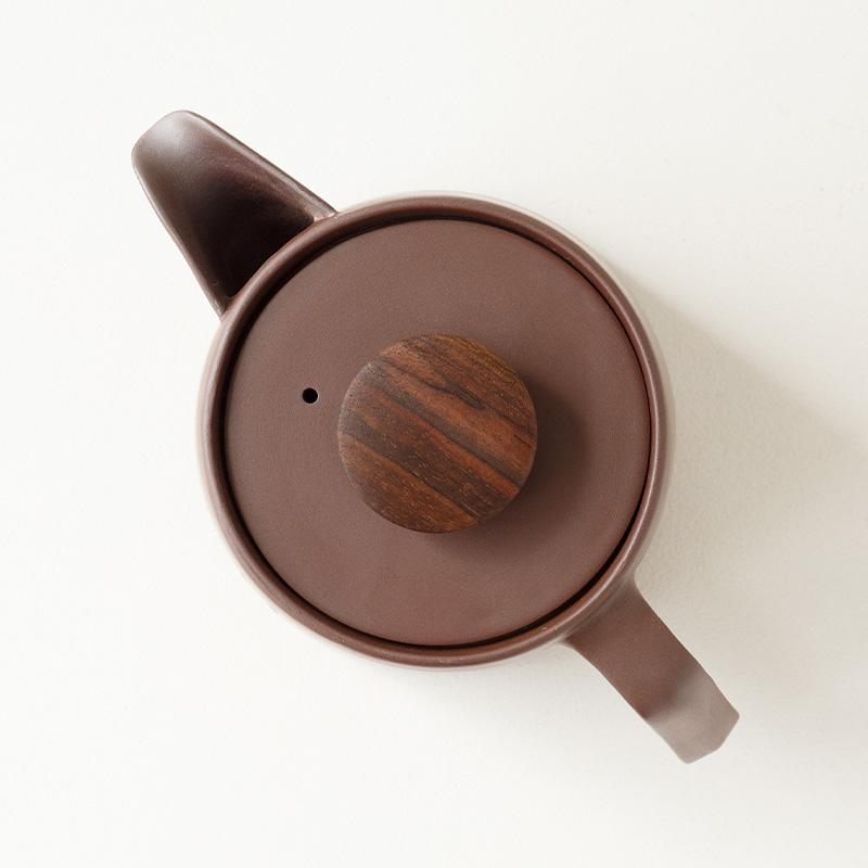 日常茶飯器 煎じポット(茶こしつき)