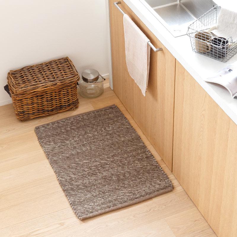ブレンドW ブラウン マット J2109BNE キッチン使用イメージ