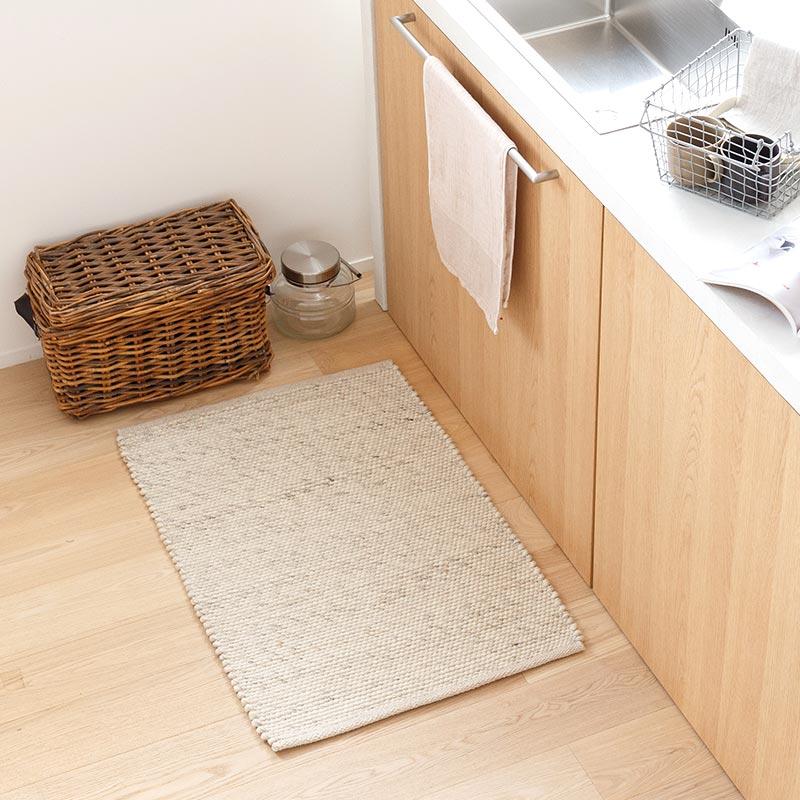 ブレンドW アイボリー マット J2109VRE キッチン使用イメージ