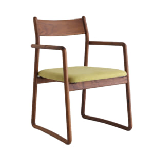 一筆書きの椅子