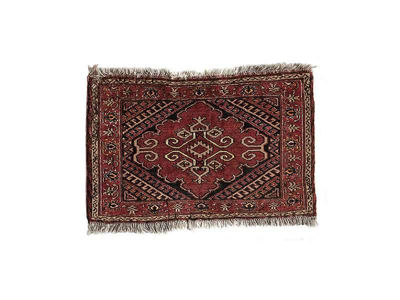 ヴィンテージラグ トルクメン / アフガニスタン / 1970年代 / 81cm x 51cm / OR1-2012001