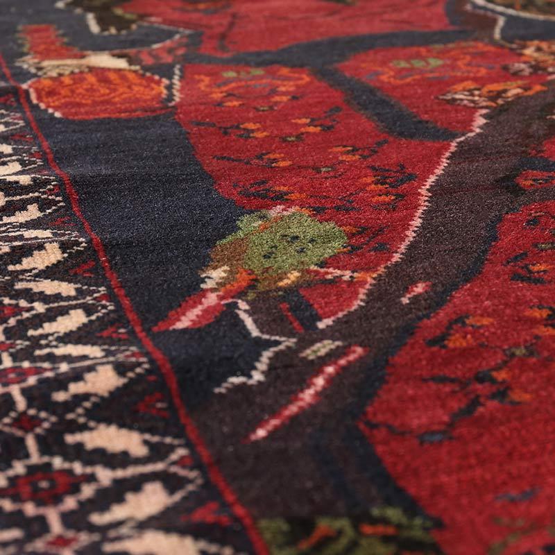 トライバルラグ リラ(アラビア人の女性) OR105-2105032 表面