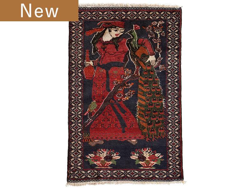トライバルラグ リラ(アラビア人の女性) OR105-2105032