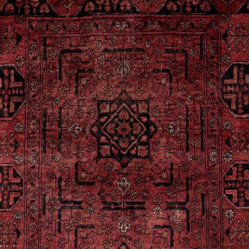 ヴィンテージラグ トルクメン アンドフイ / アフガニスタン / 1970年代 / 84cm x 147cm / OR11-2012011 デザイン