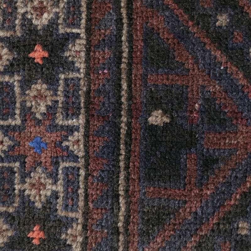 ヴィンテージラグ バルーチ / アフガニスタン / 1970年代 / 84cm x 143cm / OR12-2012012 アップ