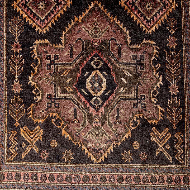 ヴィンテージラグ バルーチ / アフガニスタン / 1970年代 / 105cm x 166cm / OR13-2012013 デザイン