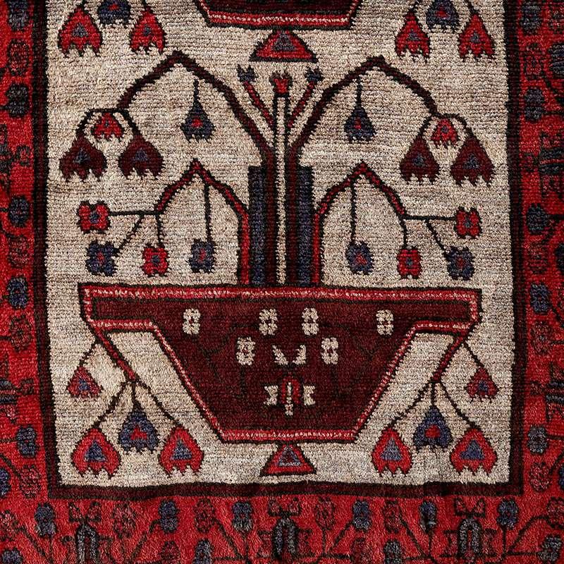 ヴィンテージラグ ノマド / アフガニスタン / 1960年代 / 97cm×149cm / OR18-2012018 デザイン