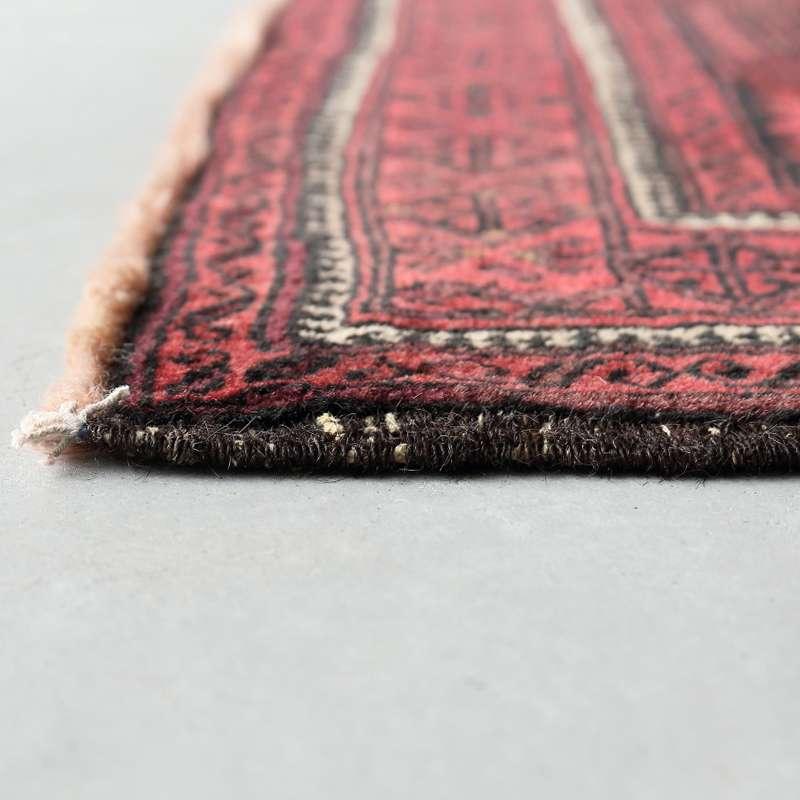 トライバルラグ バルーチ ヤクブカーン OR19-2012019 厚み