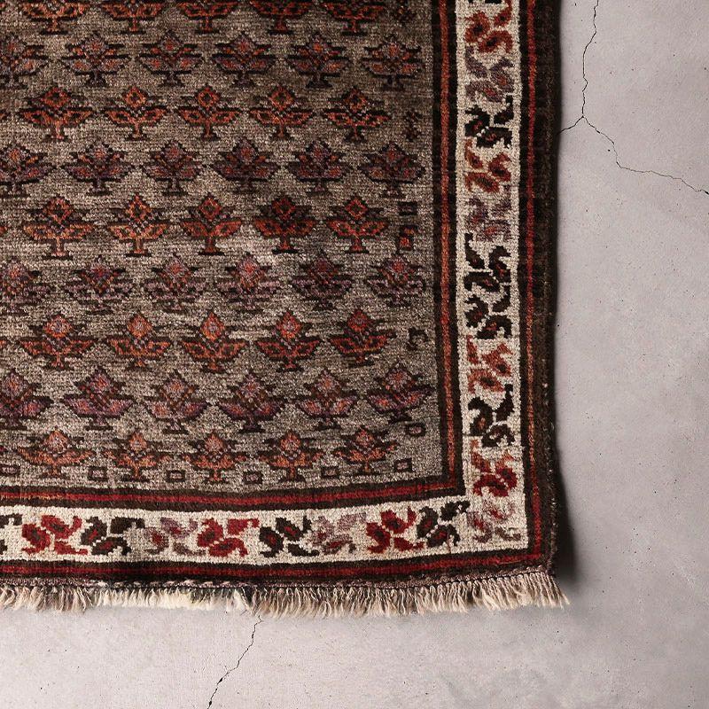 ヴィンテージラグ ノマド / アフガニスタン / 1970年代 / 83cm×131cm / OR23-2012023 角