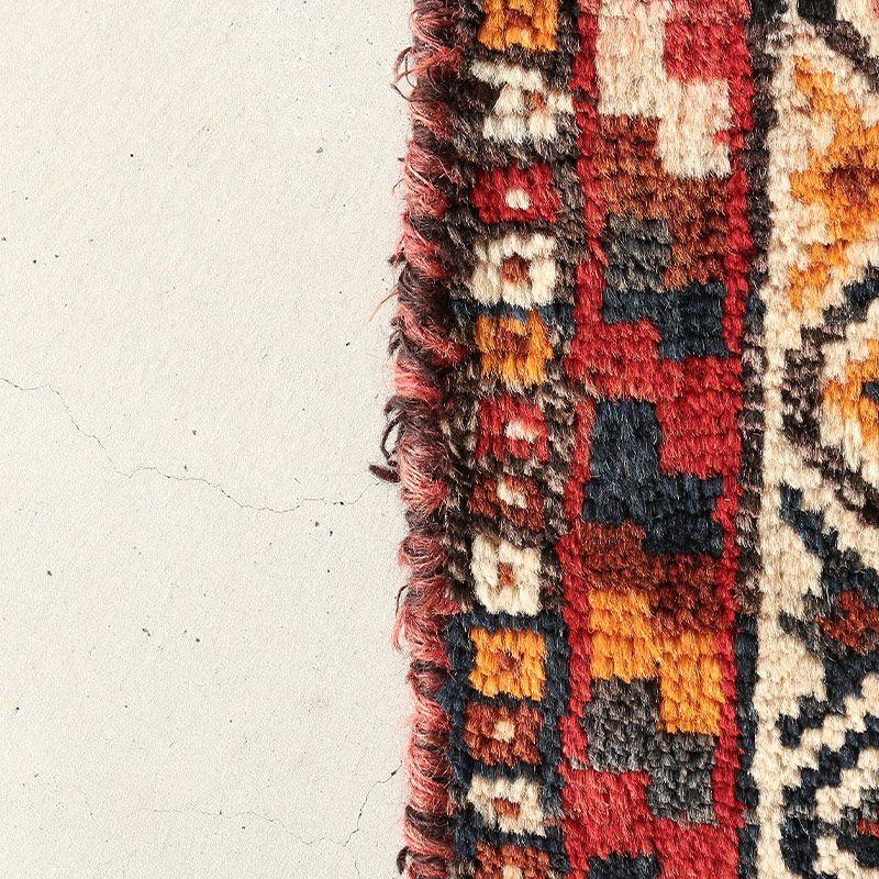 ヴィンテージラグ ノマド / アフガニスタン / 1960年代 / 84 x 130cm / OR38-2012038 かがりのほつれ