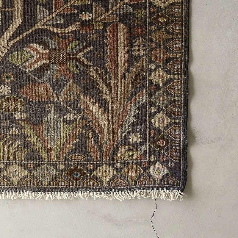 ヴィンテージラグ バルーチ / アフガニスタン / 1960年代 / 114 cm x 178cm / OR4-2012004 角