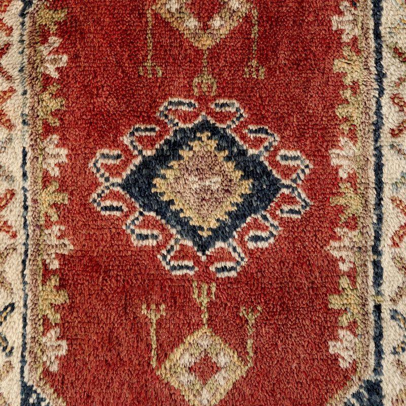 ヴィンテージラグ ベルベル / モロッコ / 1990年代 / 58cm x 98cm / OR51-3012012 デザイン