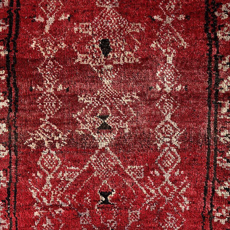 ヴィンテージラグ バルーチ / アフガニスタン / 1970年代 / 81cm x 114cm / OR9-2012009 デザイン
