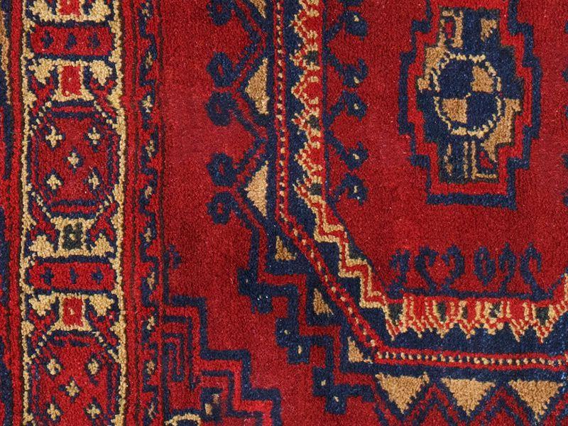 ヴィンテージラグ 1985年 アフガントルクメン族 ORf-2009006 アップ