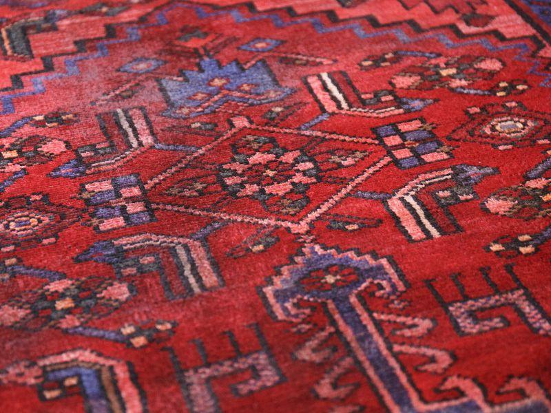 ヴィンテージラグ 1980年代 ペルシャンバルーチ族 ORm-2009013 イメージ
