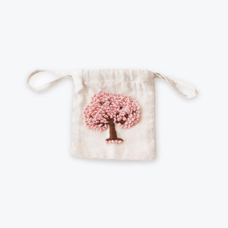 刺繍ぬいぐるみ / タートル