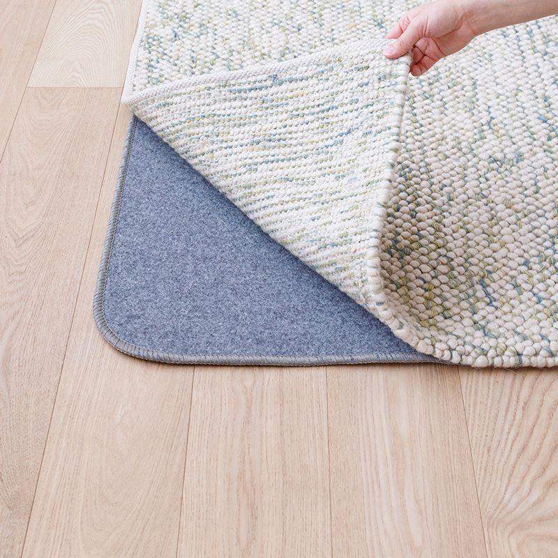 WW MIXシリーズ ホワイト&グリーン WW47 ホットカーペット・床暖使用可能