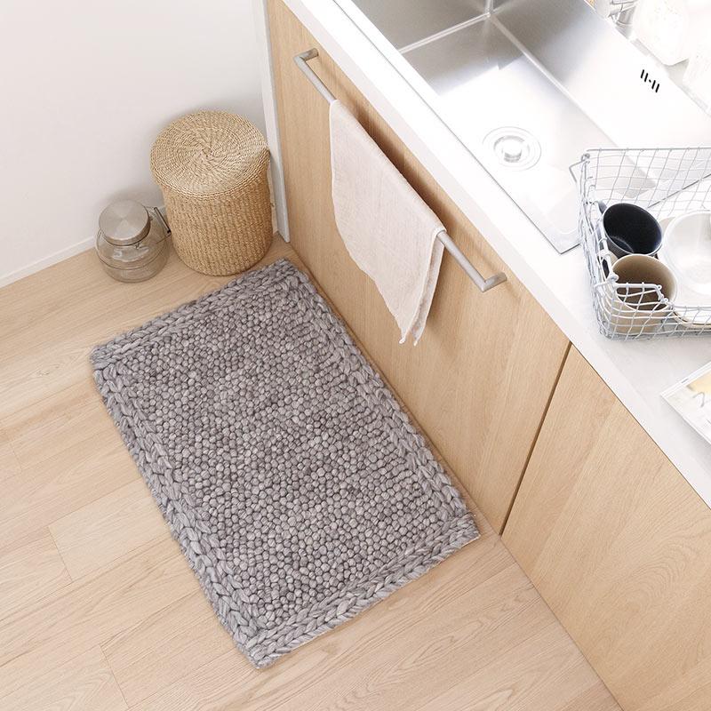 WW MIXシリーズ アッシュグレー マット WW53E キッチン使用イメージ