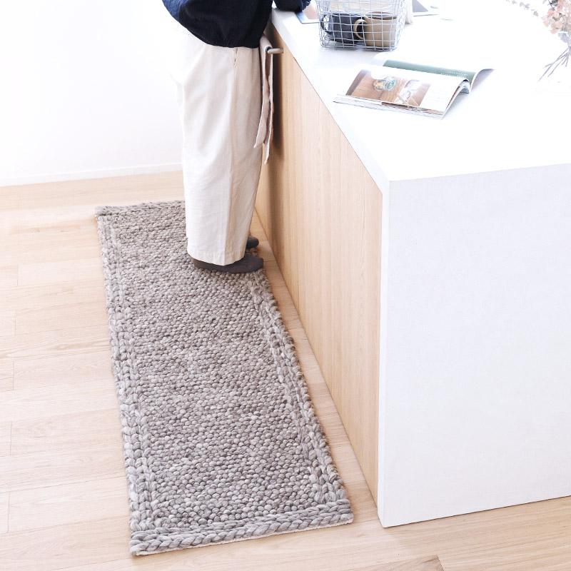 WW MIXシリーズ アッシュグレー スリム WW53S キッチン使用イメージ