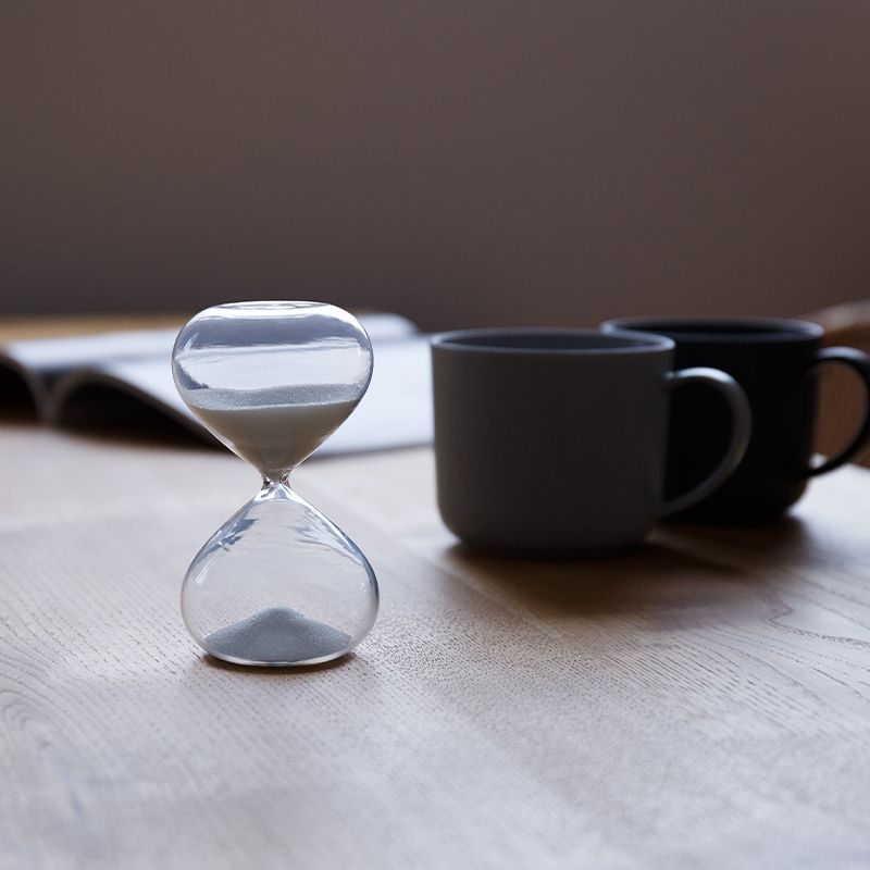 ゆったり時を計る