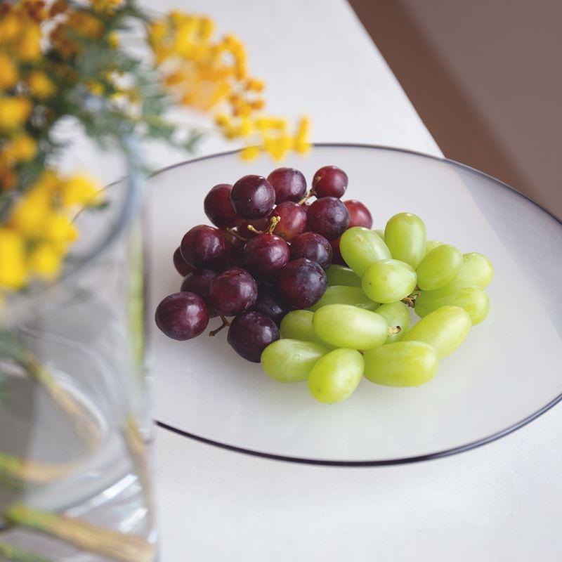 艶っぽい、くすみカラーの食器