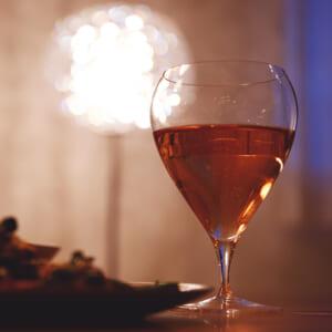 とっておきにしたいワイングラス