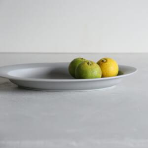 オーバルプレート/ beaudecor porcelai